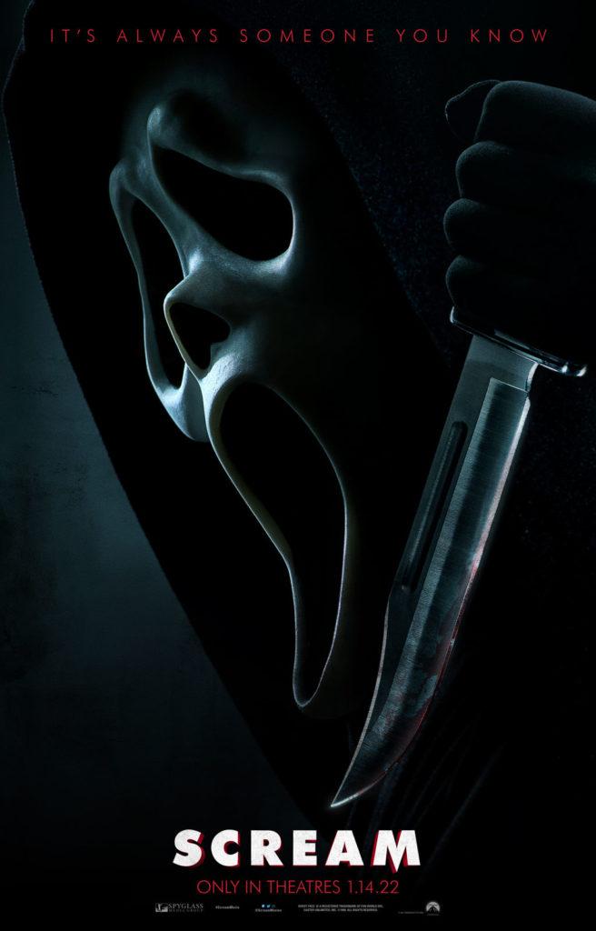 SCREAM Gets a Trailer 1